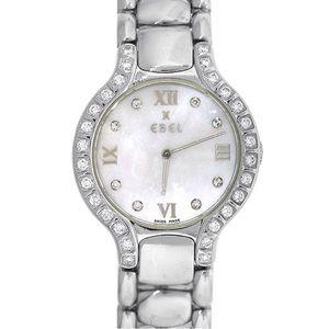 Ebel, Beluga Diamond Dial Quartz Wristwatch